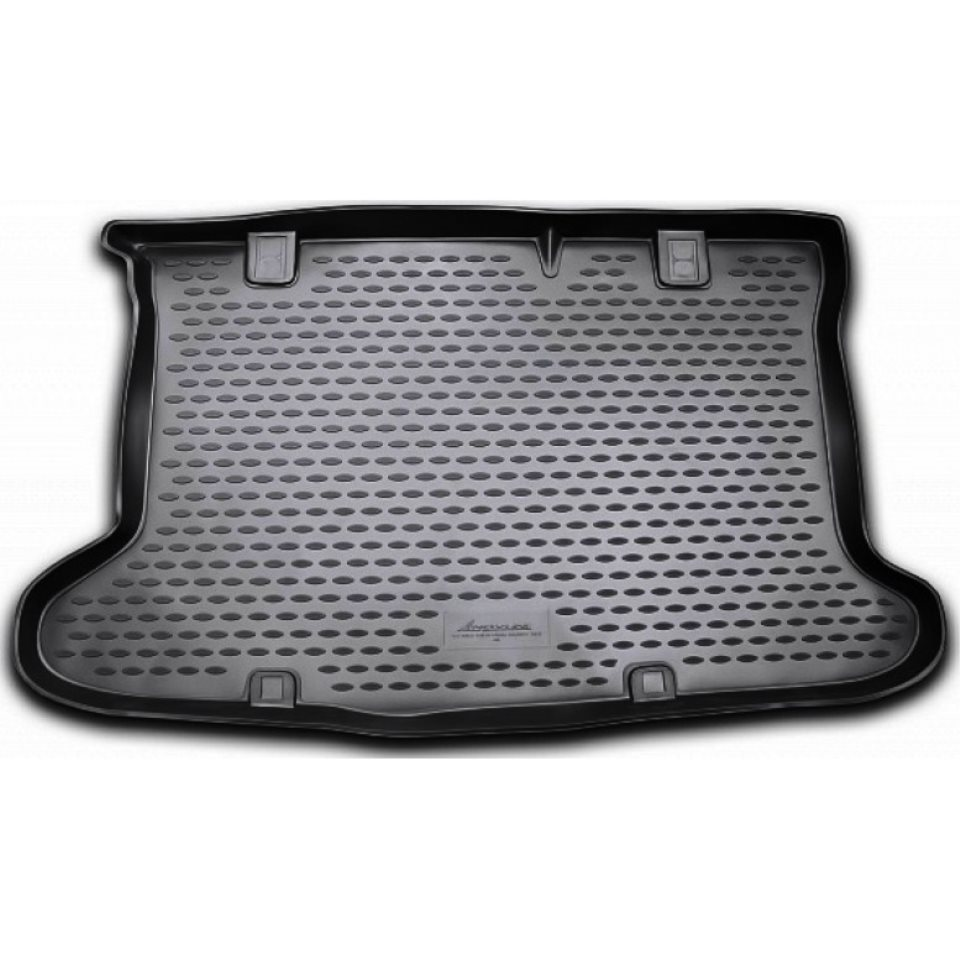 """Коврик в багажник """"Hyundai Solaris"""" 2010->, хетчбэк (полиуретан) (Новлайн)"""