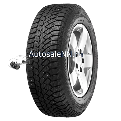 235/55R18 104T XL Nord*Frost 200 SUV FR ID (шип.)