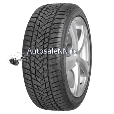 205/50R17 89H UltraGrip Performance 2 * FP RFT M+S