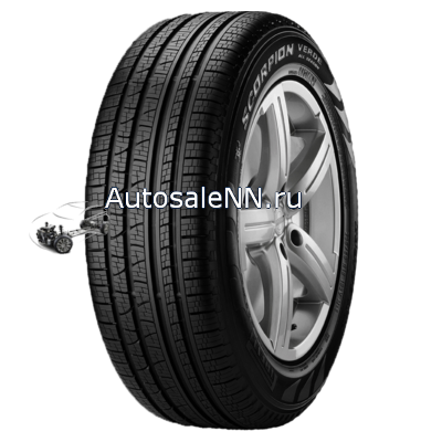 255/55R18 109H XL Scorpion Verde All-Season M+S